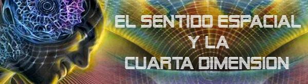 EL SENTIDO ESPACIAL Y LA CUARTA DIMENSION 3